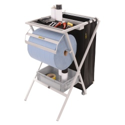 BG Racing Folding Utility Work Station