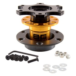BG Racing Group N Quick Release Hub System 6 Point