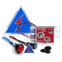 Cartek GT Battery Isolation Kit