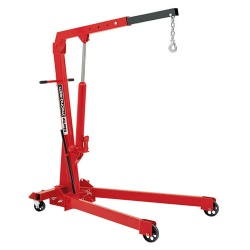 Clarke 1 Tonne Folding Workshop Crane