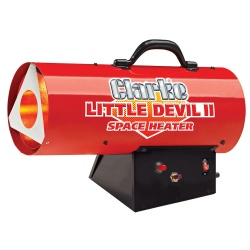 Clarke Little Devil 2 Propane Fired Heater