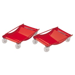 Clarke AWD1 Automotive Wheel Dolly (Pair)