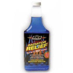 DEi Radiator Relief Coolant Additive