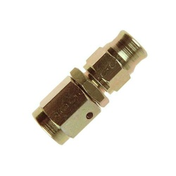Goodridge -03 JIC Concave Plated Steel Female Fitting