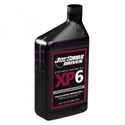 Joe Gibbs Driven XP6 15W-50 Synthetic Race Oil