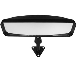 Lifeline Centre Mount Sports Car Mirror in Black