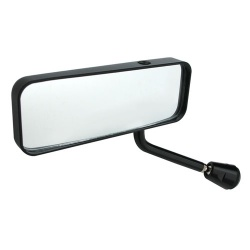 Lifeline FIA Formula Mirror in Black