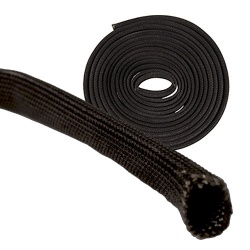 Lifeline Heatproof Tube Overbraid