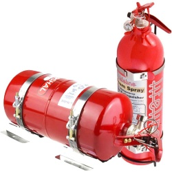 Lifeline Fire Marshall 4ltr Mechanical Rally Package