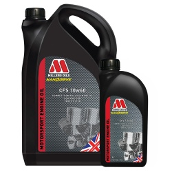 Millers Oils CFS 10w60 Motorsport Engine Oil