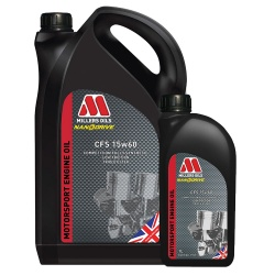 Millers Oils CFS 15w60 Motorsport Engine Oil