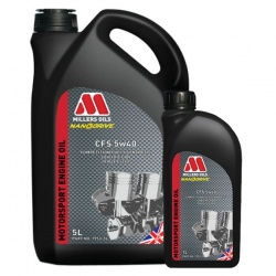 Millers Oils CFS 5w40 Motorsport Engine Oil