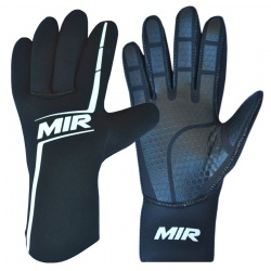 MIR Neoprene Rain Wet Weather Kart Gloves