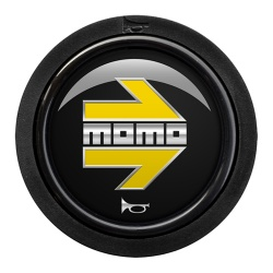 Momo Arrow Gloss Standard Horn Push 2 Contact