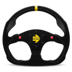 Momo Model 30 Twin Button Steering Wheel