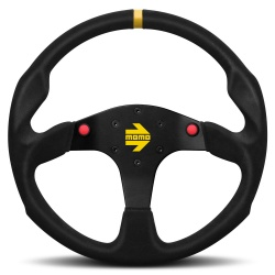 Momo Model 80 Evo Steering Wheel