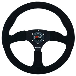 Motamec Race Rally Black Steering Wheel