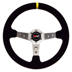 Motamec Rally Titanium Steering Wheel