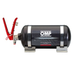 OMP Black Collection 2.8ltr Mechanical Fire Extinguisher System