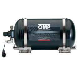 OMP Black Collection 4.25ltr Electrical Fire Extinguisher System