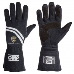 OMP Dijon Lamborghini Race Gloves