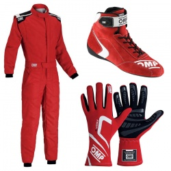 OMP First S Racewear Bundle