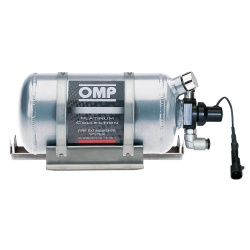 OMP Platinum Collection 0.9ltr Electrical Fire Extinguisher System