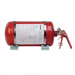 OMP Sport 4.25 Litre Mechanical Fire Extinguisher Kit