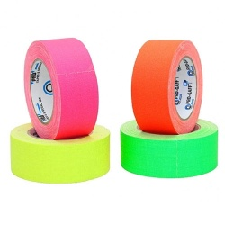 MSAR Pro Tape Fluro 48mm x 25 Yards