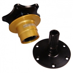 Racetech Bolt On GpN Quick Release Hub 6 Hole