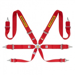 Sabelt Ultralight Saloon Rally 6 Point Harness