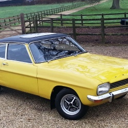 Safety Devices Ford Capri Mk1 Post 1972 6 Point Bolt In Roll Cage With Sunroof