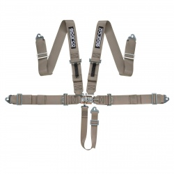 Sparco 5 Point Latch & Link Harness