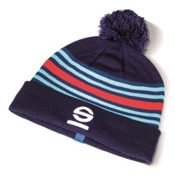 Sparco Martini Racing Bobble Hat