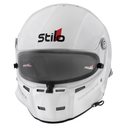 Stilo ST5 F Composite Helmet in White