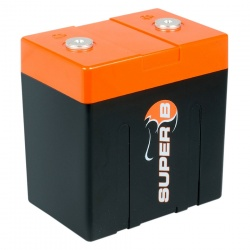 Super B 10P Lithium Battery