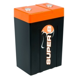 Super B 15P Lithium Battery