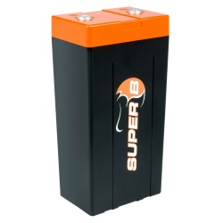 Super B 20P Lithium Battery