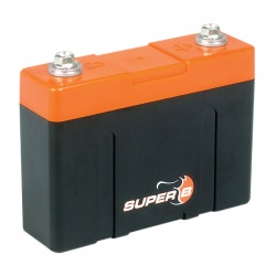 Super B B2600 Lithium Kart Battery