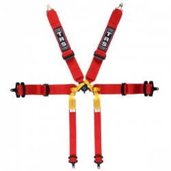 TRS Magnum Ultralite 6 Point Hillclimb Harness