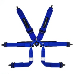 Willans Silverstone 632 6 Point Single Seater Harness