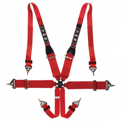 TRS Magnum 6 Point HANS Harness