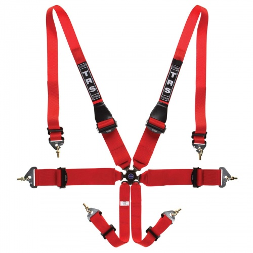 TRS Magnum Ultralite 6 Point HANS Harness