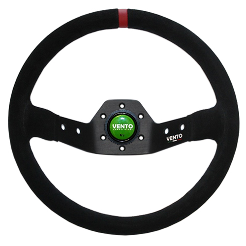 Vento Torello Suede Steering Wheel