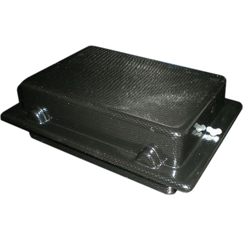 Red Top 40 Battery Box Carbon Fibre